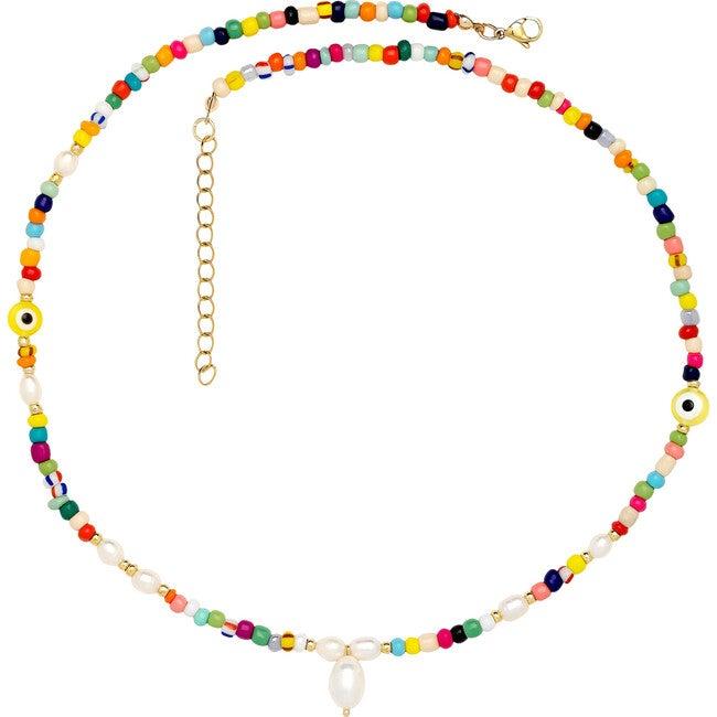 Women's Anita Beaded Necklace