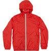 Men's Max Packable Rain Jacket, Red - Raincoats - 1 - thumbnail