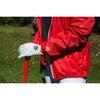 Men's Max Packable Rain Jacket, Red - Raincoats - 2