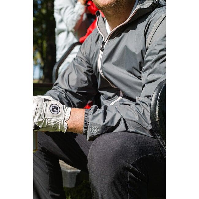 Men's Max Packable Rain Jacket, Grey