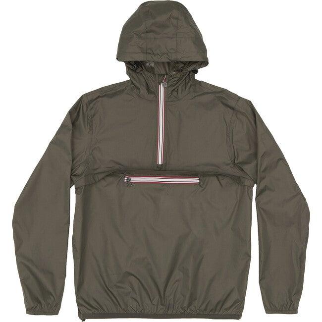 Adult Unisex Alex Packable Rain Jacket, Torba - Raincoats - 1