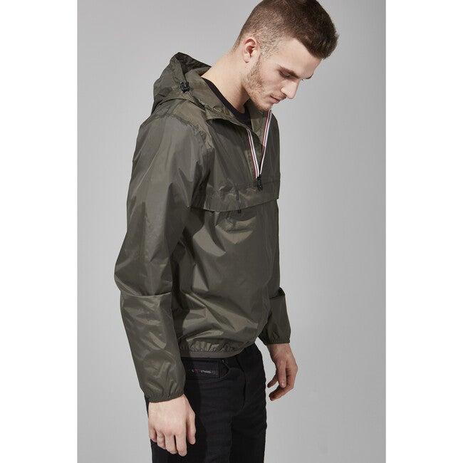 Adult Unisex Alex Packable Rain Jacket, Torba