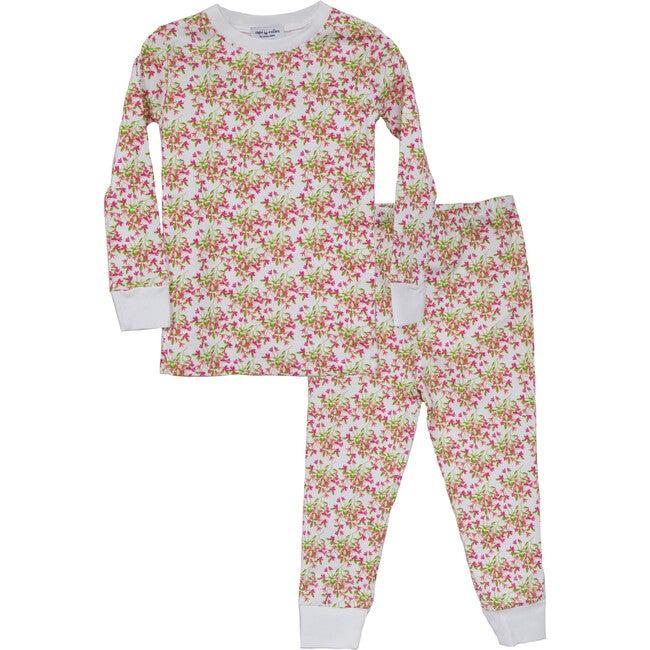 Bougainvillea Two Piece Pajamas