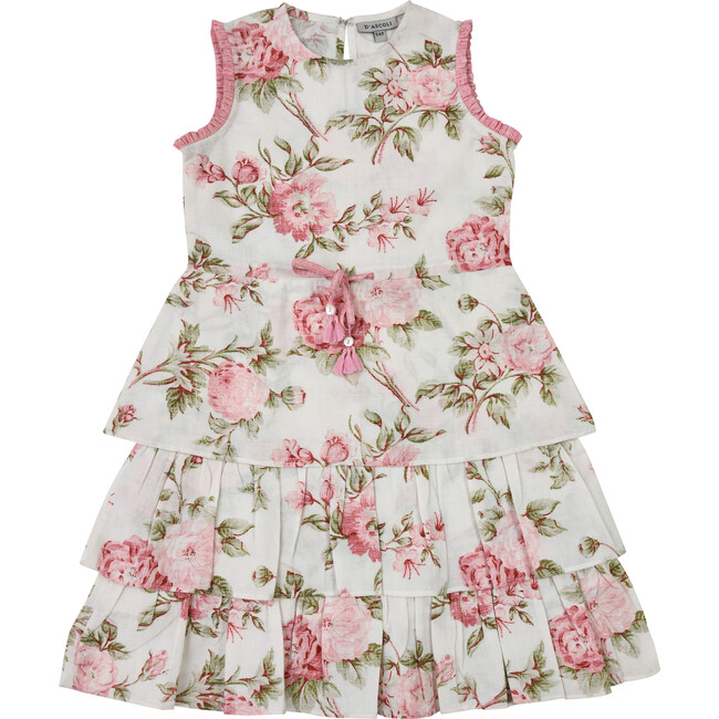 *Exclusive* Winchester Dress, Rose