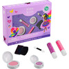 Butterfly Fairy 4-Piece Natural Play Makeup Kit with Pressed Powder Compacts - Beauty Sets - 2