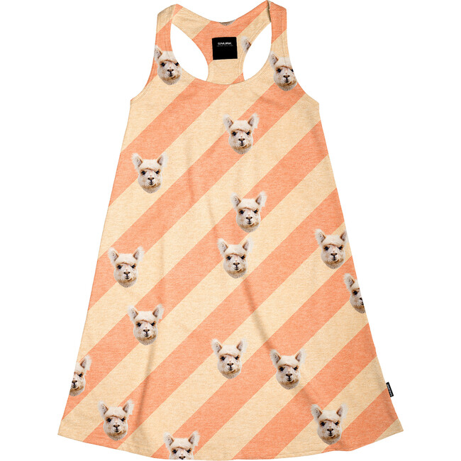 *Exclusive* Alpaca Furreal Tank Dress