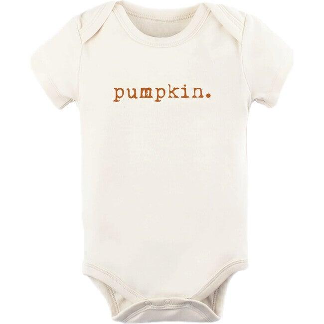 Pumpkin Short Sleeve Bodysuit