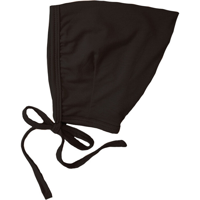 Bamboo Pixie Bonnet, Black