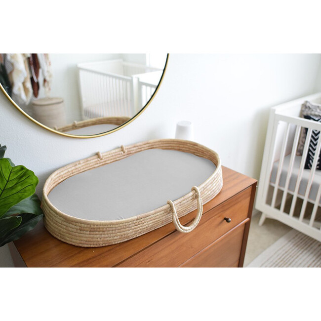 Bamboo Cover, Gray