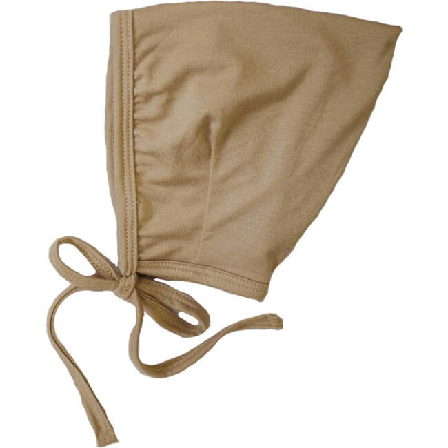 Bamboo Pixie Bonnet, Clay