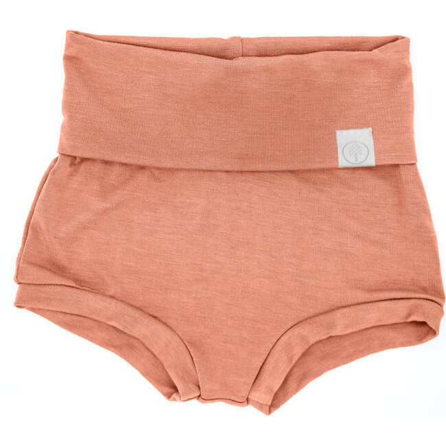 Bamboo Bloomers, Coral