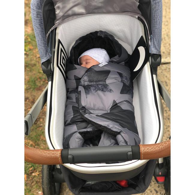 Nido Winter Infant Wrap, Stella Grand