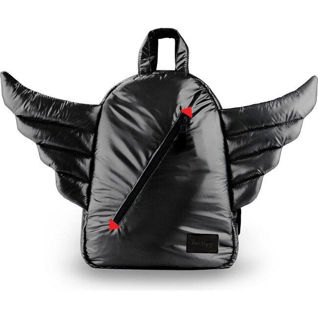 Mini Wings Backpack, Black