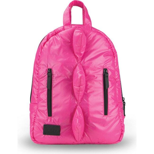 Mini Dino Backpack, Hot Pink