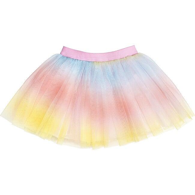 Pastel Tie Dye Tutu, Multi - Skirts - 1