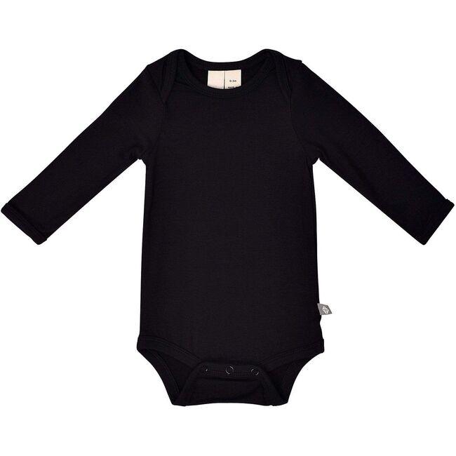 Long Sleeve Bodysuit, Midnight