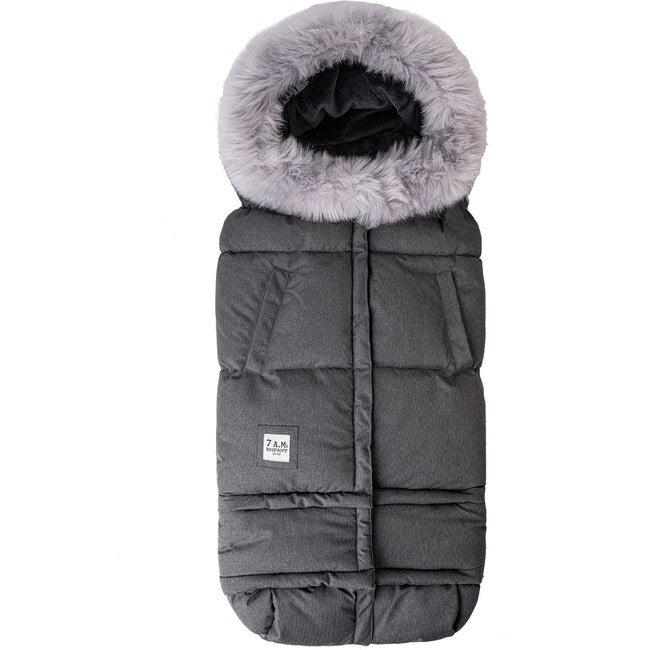 Blanket 212 Evolution, Heather Grey Tundra - Stroller Accessories - 1