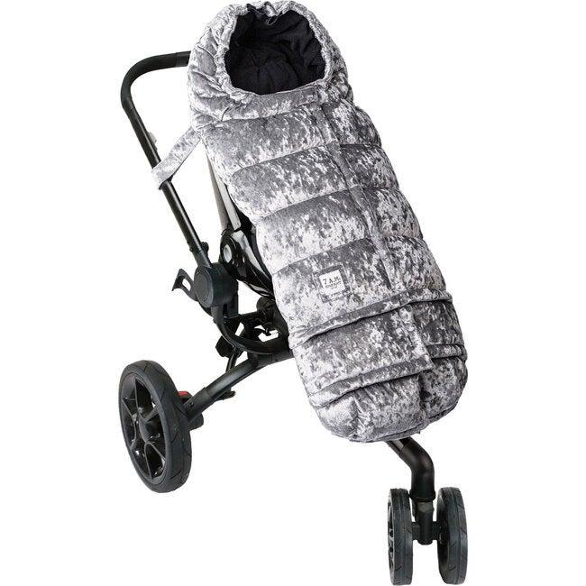 Blanket 212 Evolution, Grey Velvet