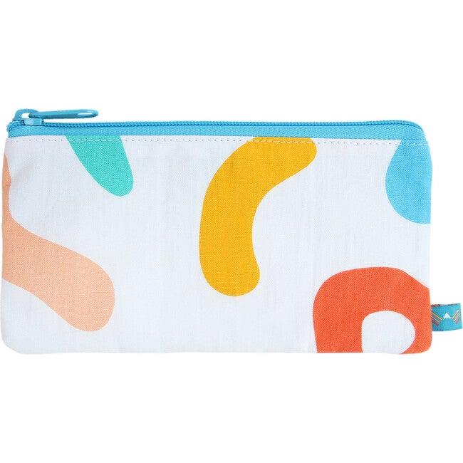 Pencil Zip Pouch, Happy Breakfast - Bags - 1