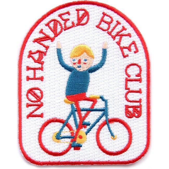 No Handed Bike Club Patch
