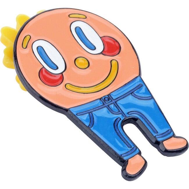 Pants Man Pin