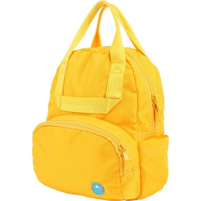 Mini Atlas Backpack, Saffron - Backpacks - 1