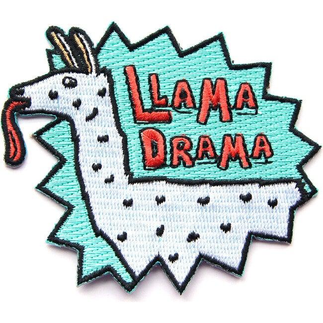 Llama Drama Patch