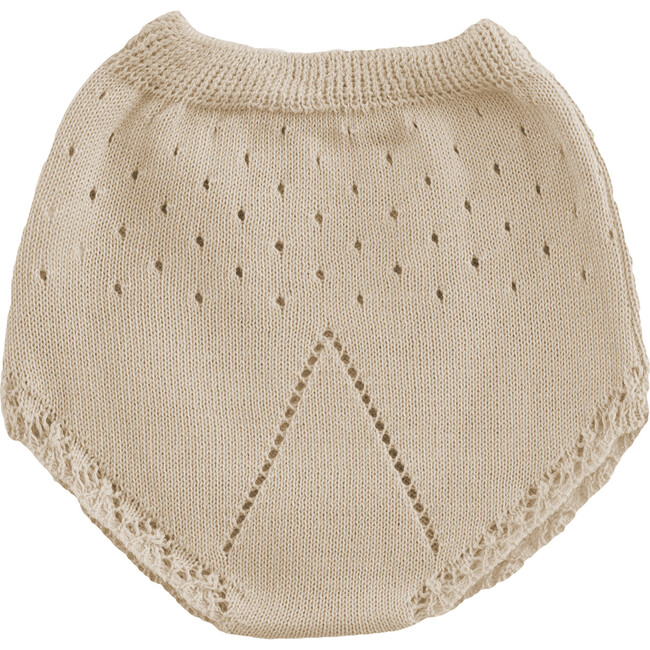 Knit Bloomers, Light Sand