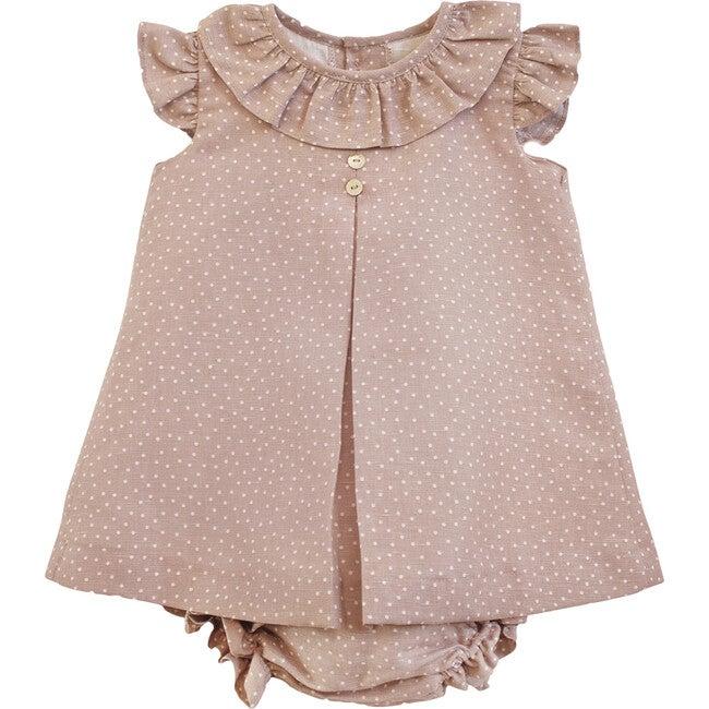 Altea Dress, Dusty Pink