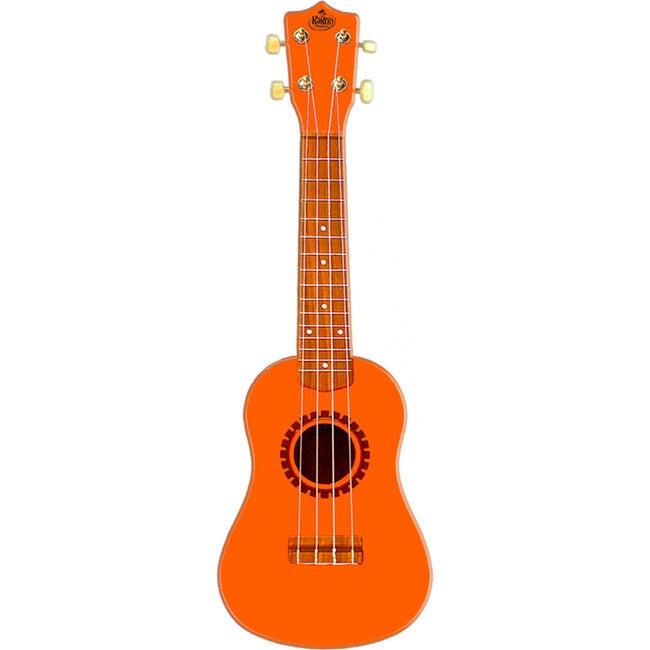 Ukulele, Sunrise Orange