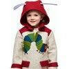 The Very Hungry Caterpillar™ Coat, Heather Oatmeal - Wool Coats - 2