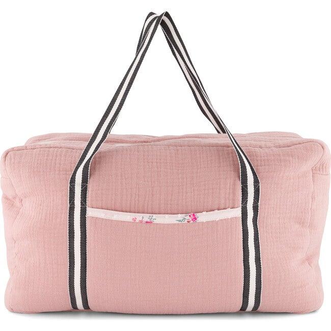 Edme Diaperbag, Pink Sand