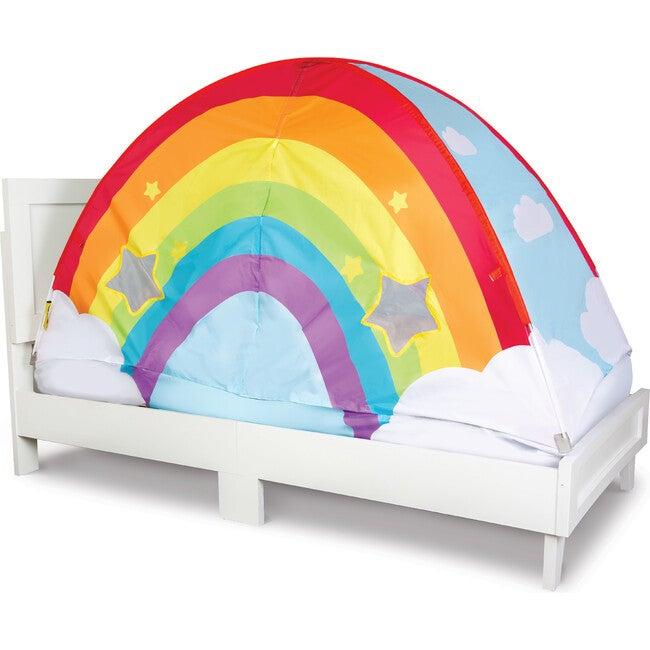 Rainbow Bed Tent