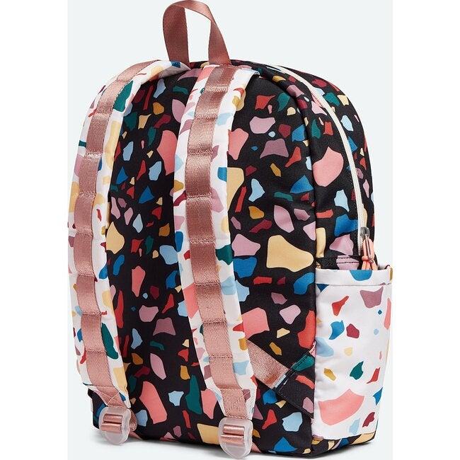 Kane Kids Backpack, Terrazzo