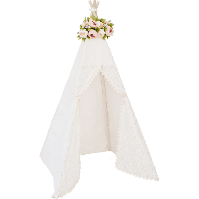 Play Tent Topper, Blush Deluxe