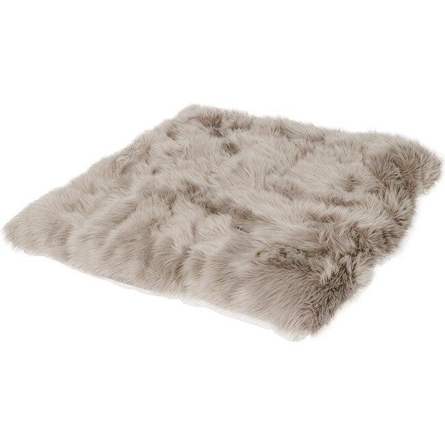 Luxury Shag Mattress, Grey