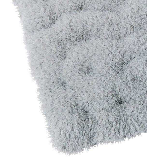 Llama Padded Play Mattress, Grey