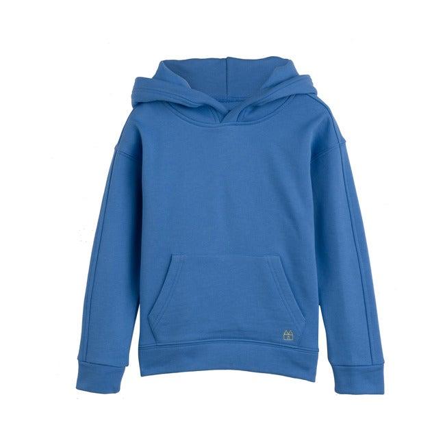 Ash Hoodie, Cornflower Blue