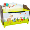 Enchanted Woodland Toy Chest - Toychests - 1 - thumbnail
