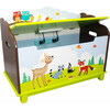 Enchanted Woodland Toy Chest - Toychests - 3