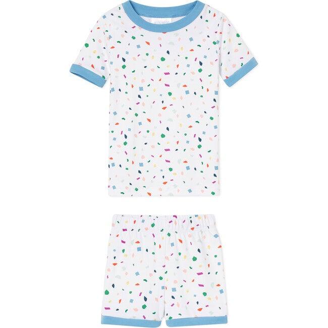 x Maisonette Kids Shorts Set, Confetti