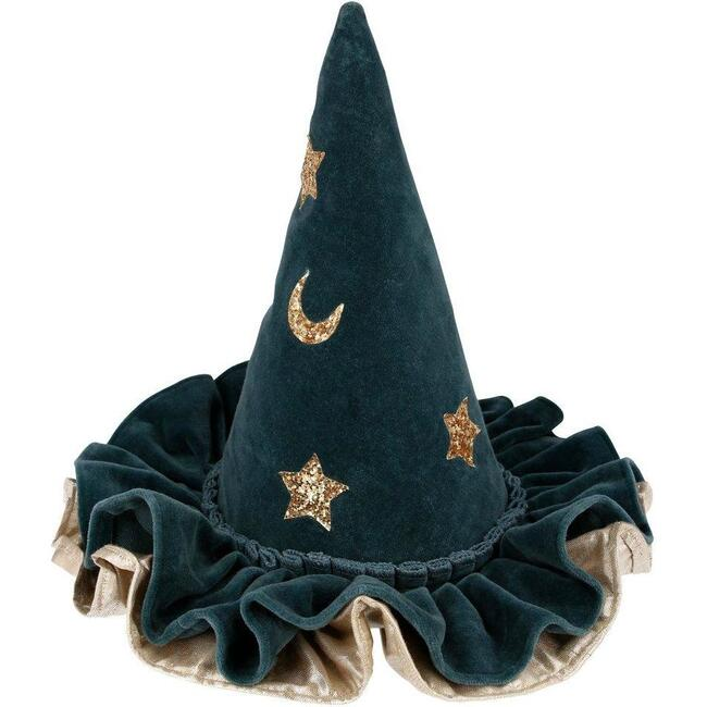 Pointed Blue Hat