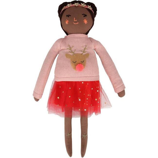 Christmas Jumper Doll