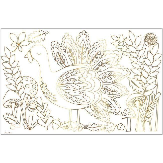 Thanksgiving Coloring Posters