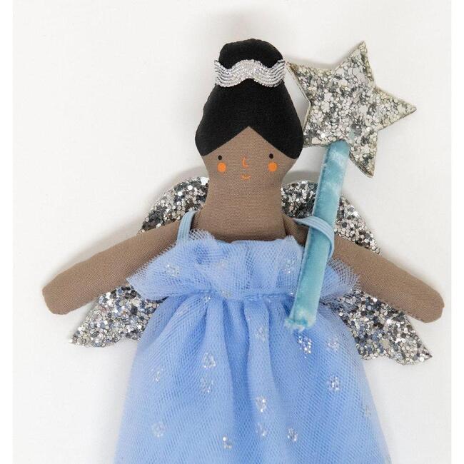 Mini Ruby Fairy & Suitcase