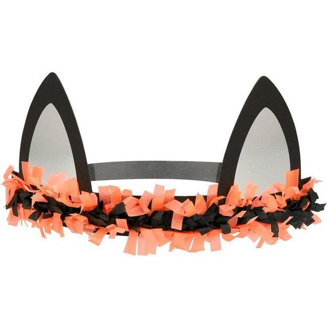 Halloween Cat Ear Headbands