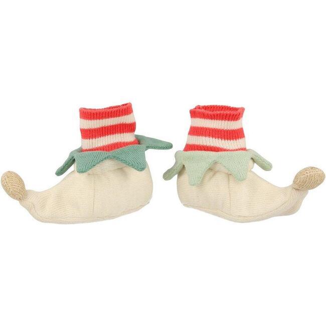 Elf Baby Booties