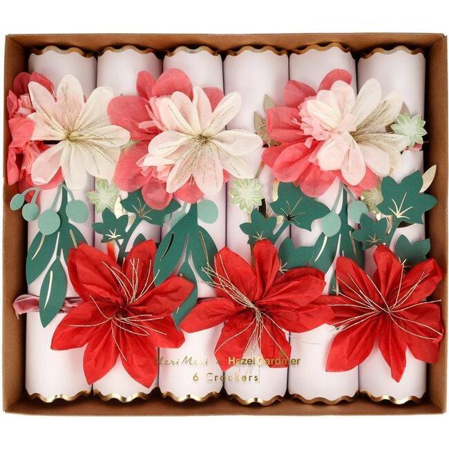 Hazel Gardiner Large Flower Crackers