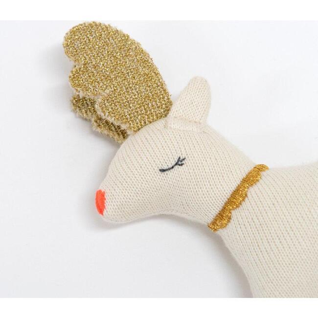 Christmas Reindeer Rattle