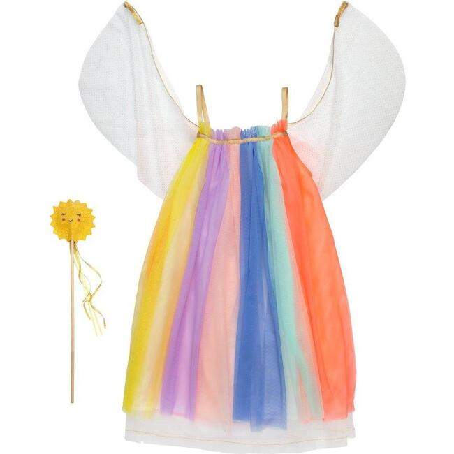 Rainbow Girl Costume